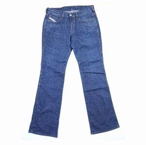 VTG 00's Diesel Industry Italy Denim Bootcut Jeans